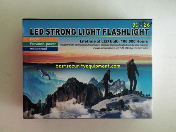 ไฟฉาย flashlight BC-26(1)
