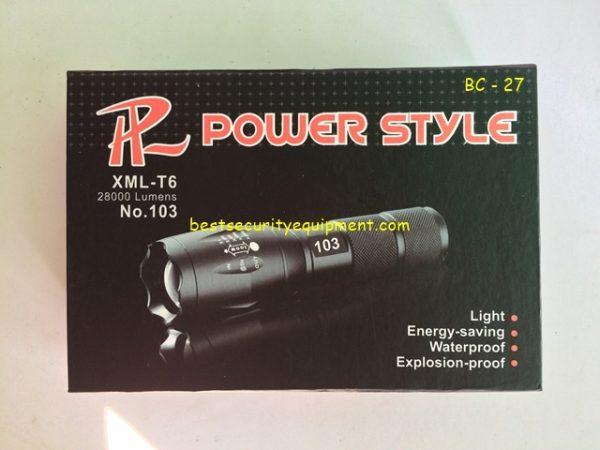 ไฟฉาย flashlight BC-27(1)