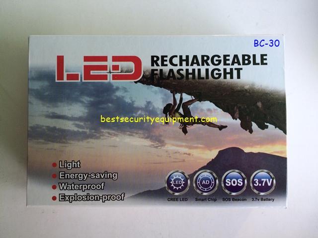 ไฟฉาย flashlight BC-30(1)