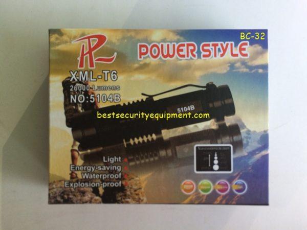 ไฟฉาย flashlight BC-32(1)