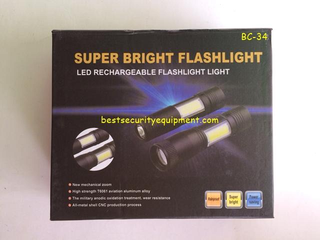 ไฟฉาย flashlight BC-34(1)