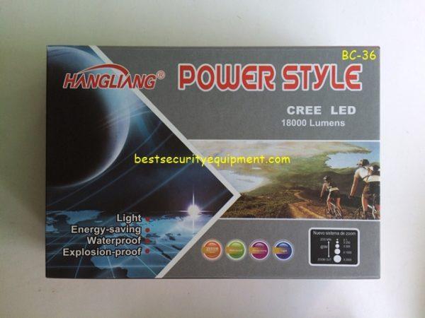 ไฟฉาย flashlight BC-36(1)