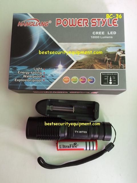 ไฟฉาย flashlight BC-36(2)