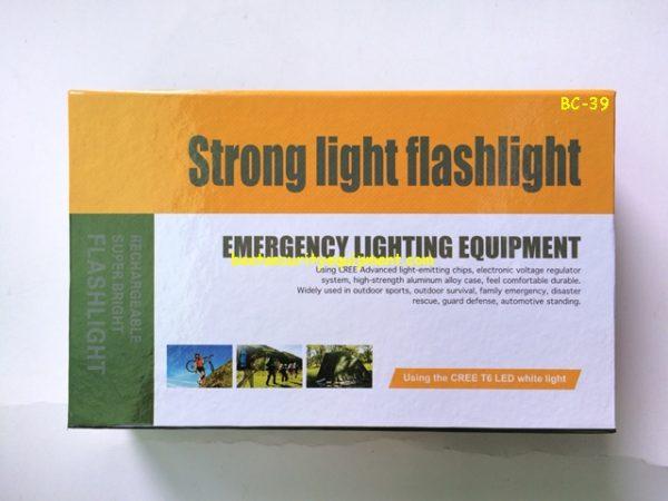 ไฟฉาย flashlight BC-39(1)