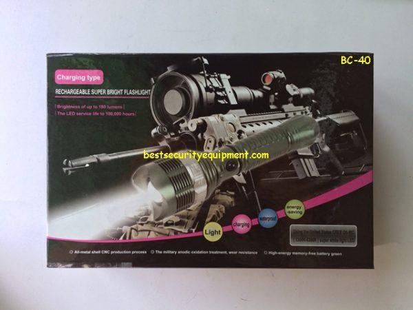 ไฟฉาย flashlight BC-40(1)