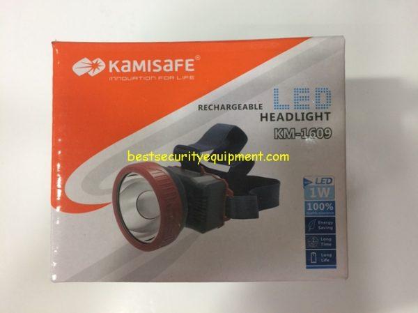 ไฟฉายคาดหัว KM-1609(1)