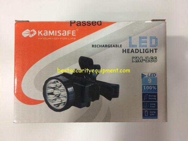 ไฟฉายคาดหัว KM-166(1)