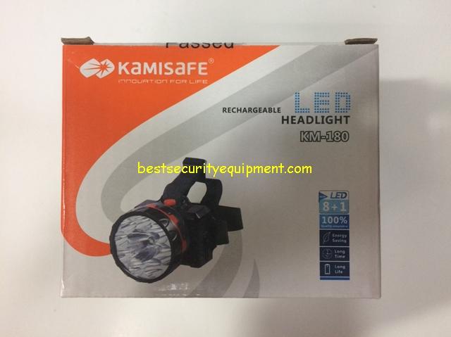 ไฟฉายคาดหัว KM-180(1)