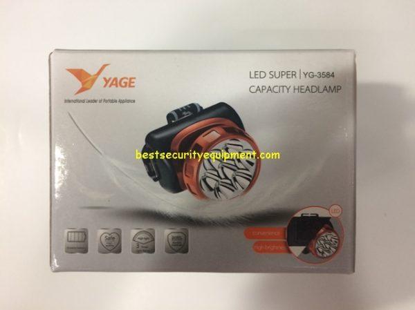 ไฟฉายคาดหัว YG-3584(1)