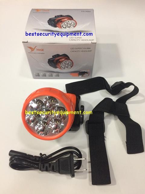 ไฟฉายคาดหัว YG-3584(2)