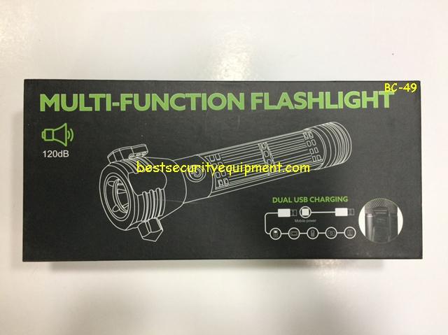 ไฟฉาย flashlight BC-49(1)