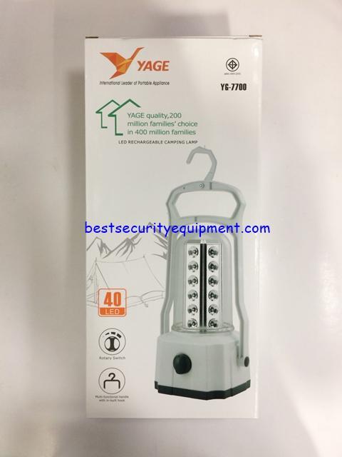 โคมไฟตะเกียง led YG-7700(1)