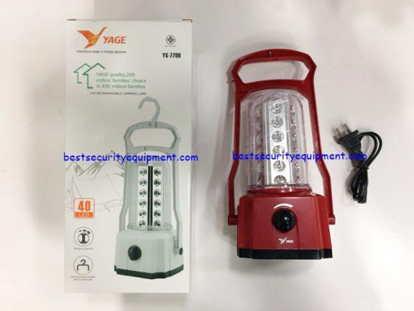 โคมไฟตะเกียง led YG-7700(2)