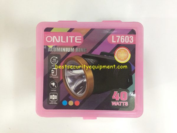 ไฟฉายคาดหัว ONLITE-L7603(1)