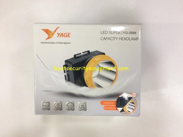 ไฟฉายคาดหัว YG-3599(1)