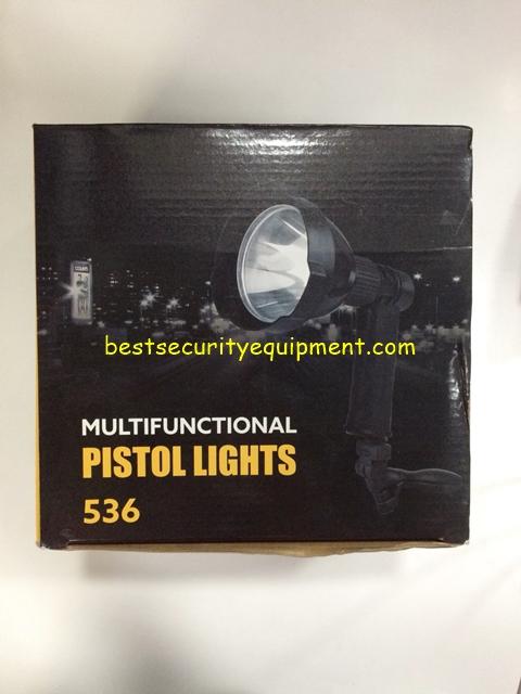 ไฟฉายสปอร์ตไลท์ pistol lights 536(1)