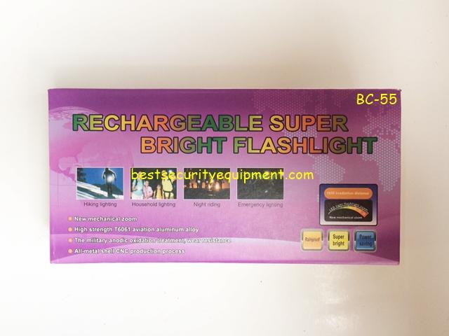 ไฟฉาย flashlight BC-55(1)