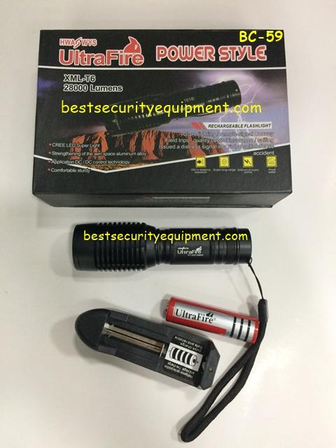 ไฟฉาย flashlight BC-59(2)