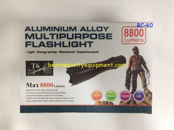 ไฟฉาย flashlight BC-60(1)