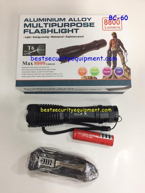 ไฟฉาย flashlight BC-60(2)