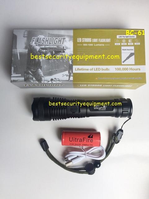 ไฟฉาย flashlight BC-61(2)