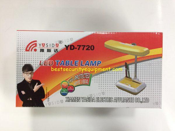 โคมไฟตั้งโต๊ะ YD-7720(1)