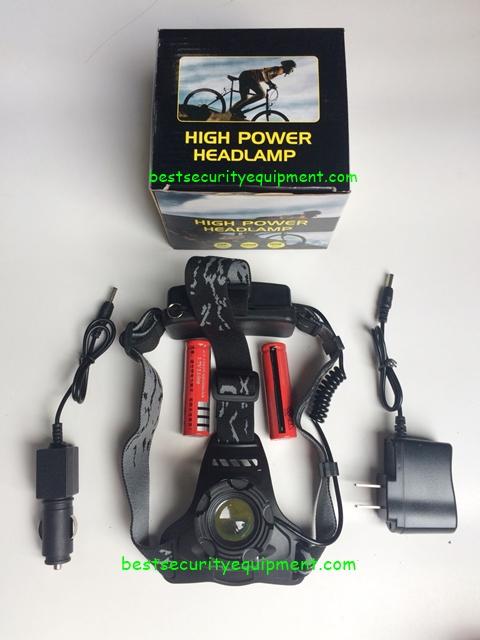 ไฟฉายคาดหัว Headlamp (2)