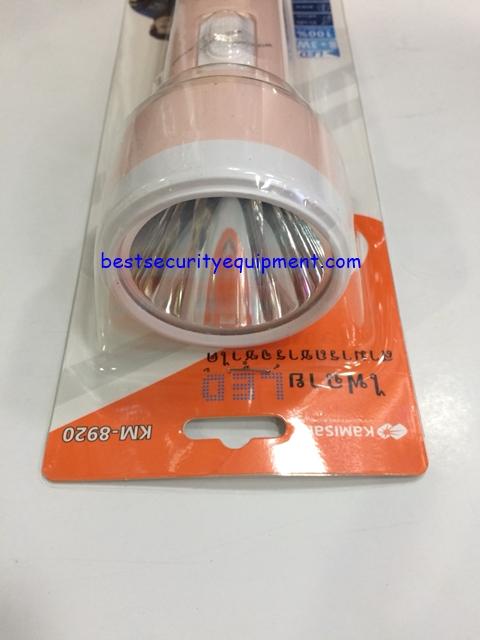ไฟฉายชาร์จได้ KM-8920(2)