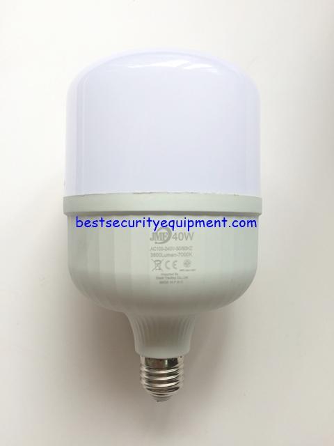 หลอดไฟ JMF 40w แสงขาว(2)