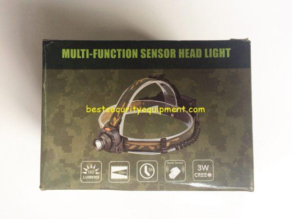 ไฟฉายคาดหัว Multi-function (1)