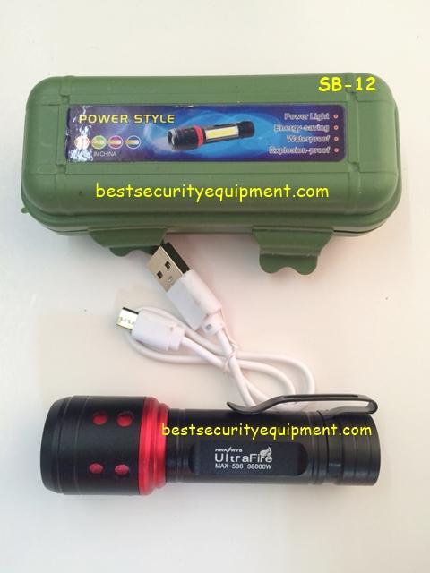 ไฟฉาย usb SB-12(1)