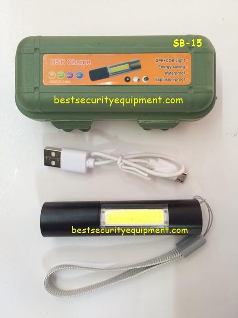 ไฟฉาย usb SB-15(2)