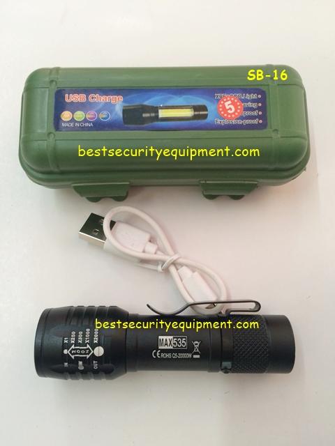 ไฟฉาย usb SB-16(1)