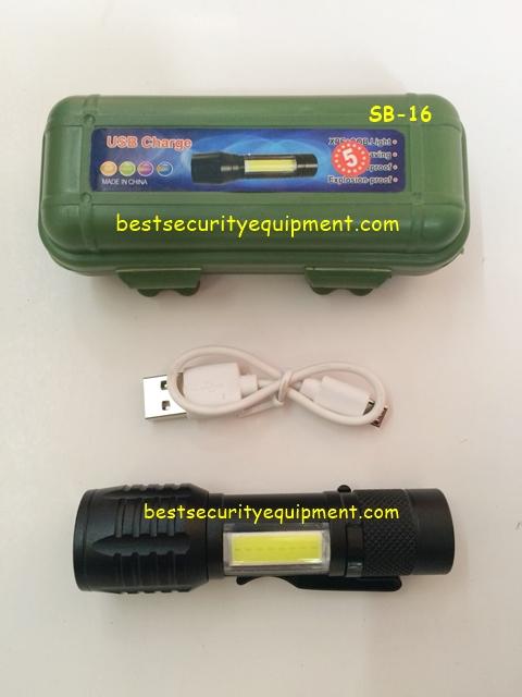 ไฟฉาย usb SB-16(2)