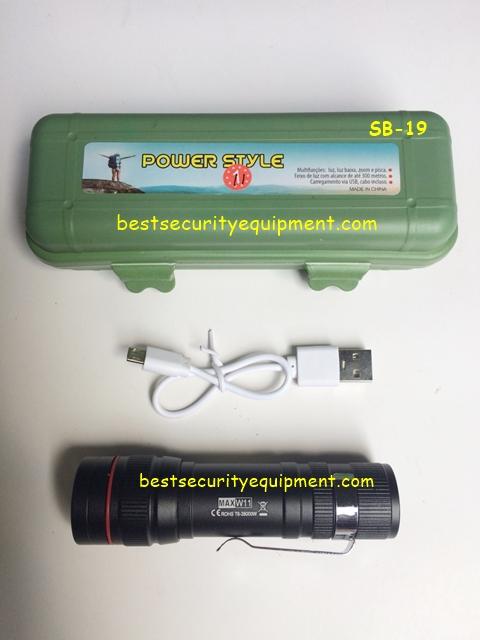 ไฟฉาย usb SB-19(1)