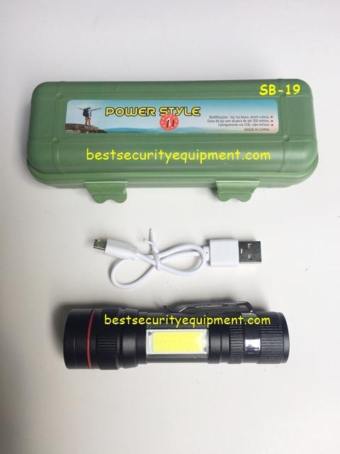 ไฟฉาย usb SB-19(2)