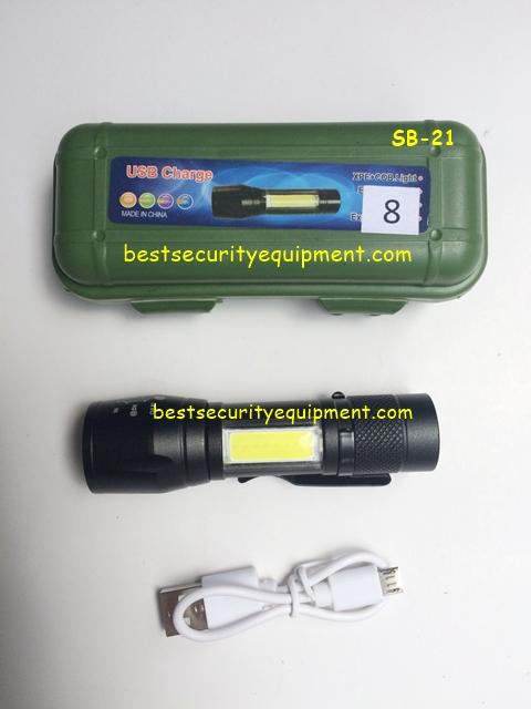 ไฟฉาย usb SB-21(2)