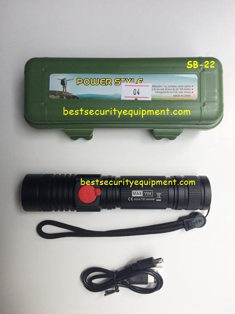 ไฟฉาย usb SB-22(1)