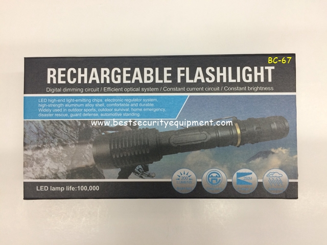 ไฟฉาย flashlight BC-67(1)