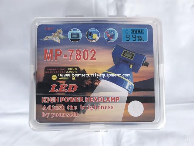 ไฟฉายคาดหัว MP-7802(1)