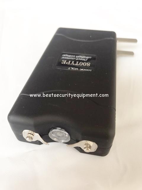 ไฟฉายซ็อตไฟฟ้า 800(2) กล่องฟ้า