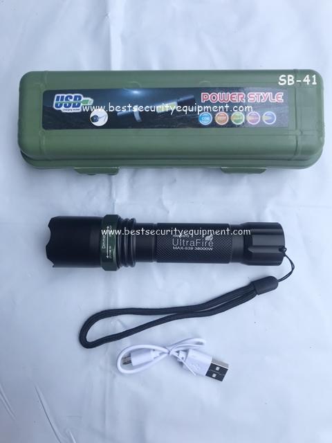 ไฟฉาย usb SB-41(1)