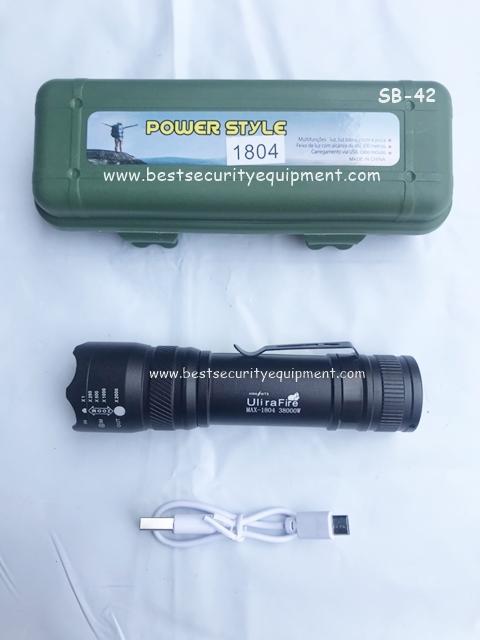 ไฟฉาย usb SB-42(1)